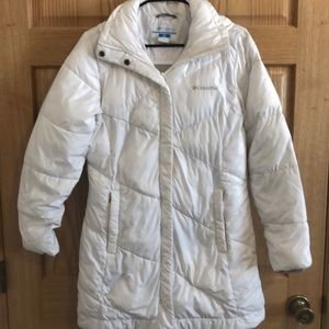 Columbia downed jacket make an offer